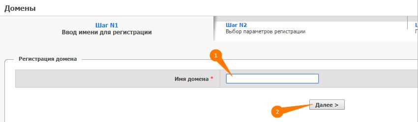Прикрепление домена второго уровня к интернет магазину